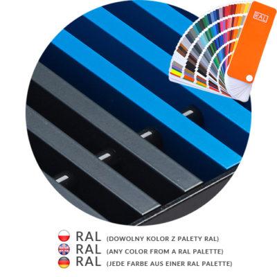 Paleta RAL